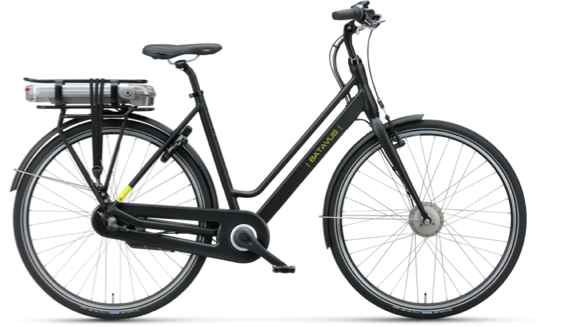 Batavus E-go_side